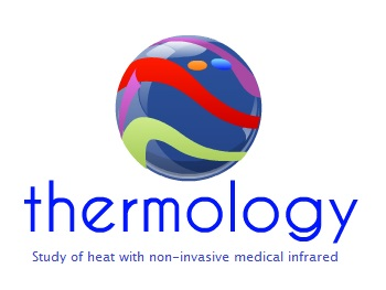 thermology medical                 infrared imaging logo